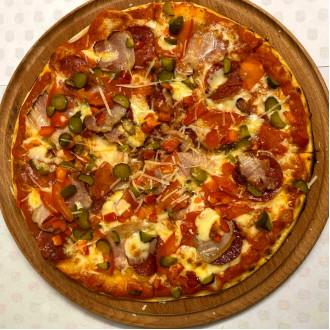 Шеф-піца 40 см.
