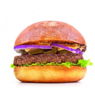 Бургер з котлетою