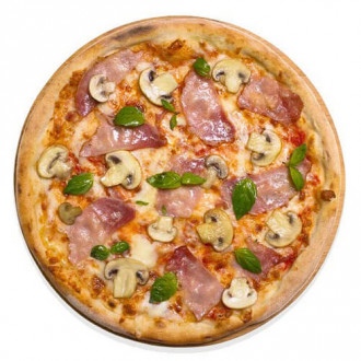 Піца Шинка та гриби 30 см